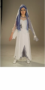 Corpse Bride Kids Costume Corpse Bride (Child-Medium Size) #882240