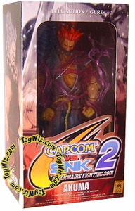 Capcom Vs. SNK 2 Street Fighter Series 2 Action Figure Street Fighter Akuma