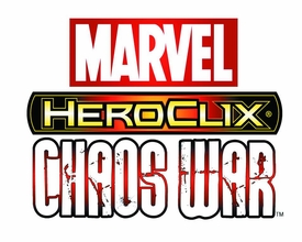 Marvel Heroclix Chaos War Marquee Pack [10 Count]