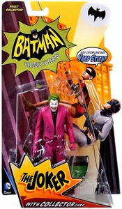 Mattel Batman 1966 TV Classics Series 2 Action Figure Joker