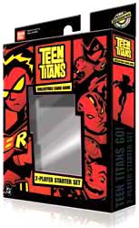 Teen Titans Collectible Card Game Starter Deck Teen Titans Go!