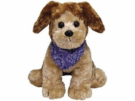 Ty Classic Plush Scoundrel the Dog