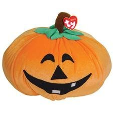 Ty Classic Plush Carvington the Pumpkin