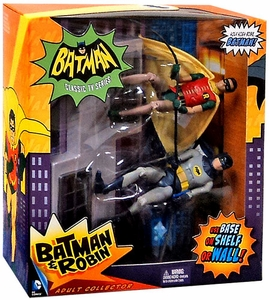 Mattel Batman 1966 TV Moments Action Figure 2-Pack Batman & Robin