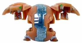 Bakugan Game LOOSE Classic Single Figure Special Attack Sub Terra [Brown] EVOLUTION Earthquake Hydranoid 550 G