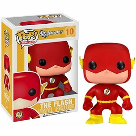 Funko POP! DC Universe Heroes Vinyl Figure Flash New!