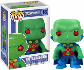 Funko POP! DC Universe Heroes Vinyl Figure Martian Manhunter