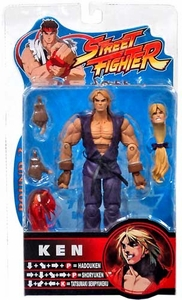 Sota Toys Street Fighter Series 2 Exclusive Action Figure Ken (Purple)