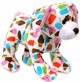 Webkinz Plush Delightz Ice Cream Pup