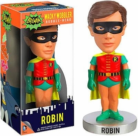 Funko Batman 1966 Wacky Wobbler Bobble Head Robin