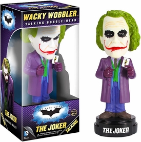 Funko DC Dark Knight Movie Wacky Wobbler Bobble Head Joker