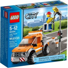 LEGO City Set #60054 Light Repair Truck