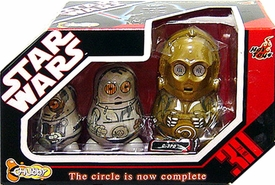 Star Wars 30th Anniversary C-3PO Chubby Doll