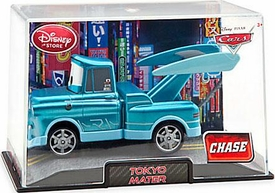 Disney / Pixar CARS 2 Movie Exclusive 1:43 Die Cast Car In Plastic Case Tokyo Mater Chase Edition!