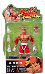 Sota Toys Street Fighter Series 3 Action Figures Adon [Red Shorts]
