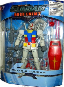 Gundam Mobile Suit Arch Enemy RX-78-2 Gundam