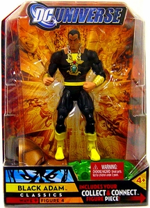 DC Universe Classics Series 9 Action Figure Black Adam [Build Chemo Piece!]