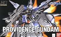 Gundam Seed 1/144 Scale High Grade Model Kit #14 Providence Gundam