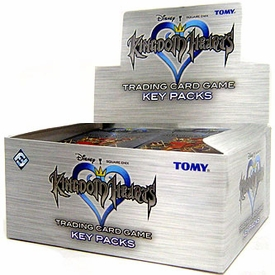 Kingdom Hearts CCG Trading Card Game Series 1 Key Box [36 Packs]