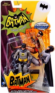 Mattel Batman 1966 TV Classics Series 1 Action Figure Batman