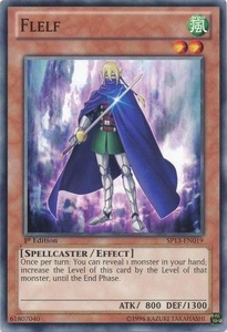 YuGiOh Star Pack 2013 Single Card SP13-EN019 Flelf