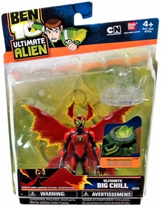 Ben 10 Ultimate Alien 4 Inch Action Figure Ultimate Big Chill
