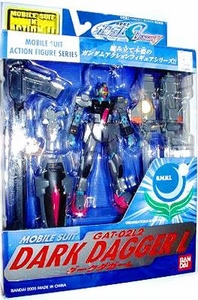 Gundam Seed Destiny MSiA Mobile Suit in Action Figure GAT-02L2 Dark Dagger L