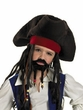 Pirates of the Caribbean #18638 Deluxe Pirates Hat w/ Moustache and Goatee (Child Size)