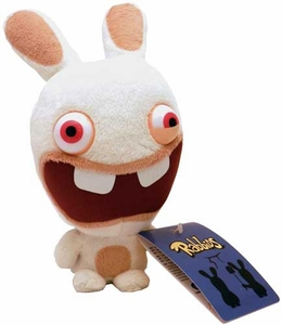 Raving Rabbids 6 Inch Plush Figure Rabbid