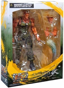 Super Street Fighter IV Square Enix Play Arts Kai Series 3 Action Figure Guile