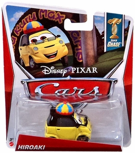 Disney / Pixar CARS MAINLINE 1:55 Die Cast Car Hiroaki Super Chase Piece!