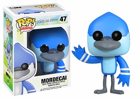 Funko POP! Regular Show Vinyl Figure Mordecai Pre-Order ships May