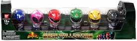 Power Rangers Exclusive 20th Anniversary Mighty Morphin Legacy Mini Mask Collection