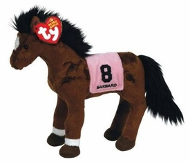 Ty Beanie Baby 2006 Kentucky Derby Winner Barbaro the Horse