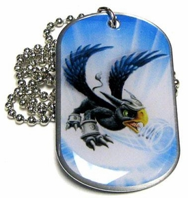 Topps Skylanders Giants LOOSE Dog Tag Sonic Boom [23 of 44]