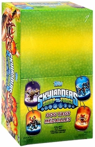 Topps Skylanders SWAP FORCE Dog Tags Box [24 Packs] BLOWOUT SALE!