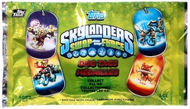 Topps Skylanders SWAP FORCE Dog Tags Pack [1 Dog Tag]