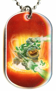 Topps Skylanders SWAP FORCE LOOSE Dog Tag Prism Break [4 of 44]