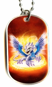 Topps Skylanders SWAP FORCE LOOSE Dog Tag Flashwing [5 of 44]