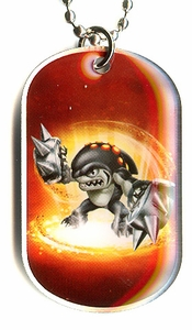 Topps Skylanders SWAP FORCE LOOSE Dog Tag Terrafin [6 of 44]