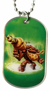Topps Skylanders SWAP FORCE LOOSE Dog Tag Bumble Blast [11 of 44]