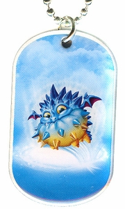 Topps Skylanders SWAP FORCE LOOSE Dog Tag Pop Thorn [13 of 44]