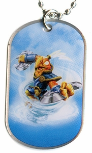 Topps Skylanders SWAP FORCE LOOSE Dog Tag Free Ranger [14 of 44]