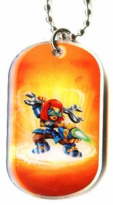 Topps Skylanders SWAP FORCE LOOSE Dog Tag Sprocket [17 of 44]