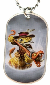 Topps Skylanders SWAP FORCE LOOSE Dog Tag Rattle Shake [19 of 44]