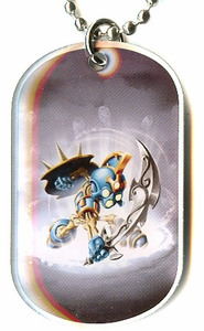 Topps Skylanders SWAP FORCE LOOSE Dog Tag Chop Chop [21 of 44]