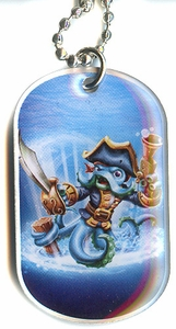 Topps Skylanders SWAP FORCE LOOSE Dog Tag Wash Buckler [23 of 44]