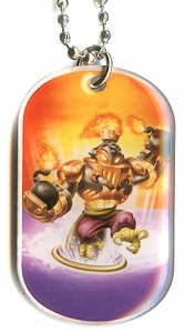 Topps Skylanders SWAP FORCE LOOSE Dog Tag Blast Loop [27 of 44]