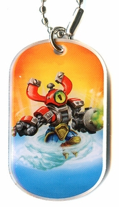 Topps Skylanders SWAP FORCE LOOSE Dog Tag Magna Ranger [32 of 44]