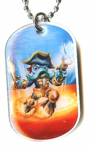 Topps Skylanders SWAP FORCE LOOSE Dog Tag Wash Zone [33 of 44]